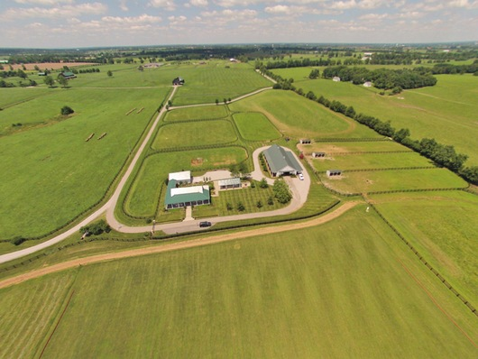 701 Twin Spires Lane, Midway, KY (SOLD)