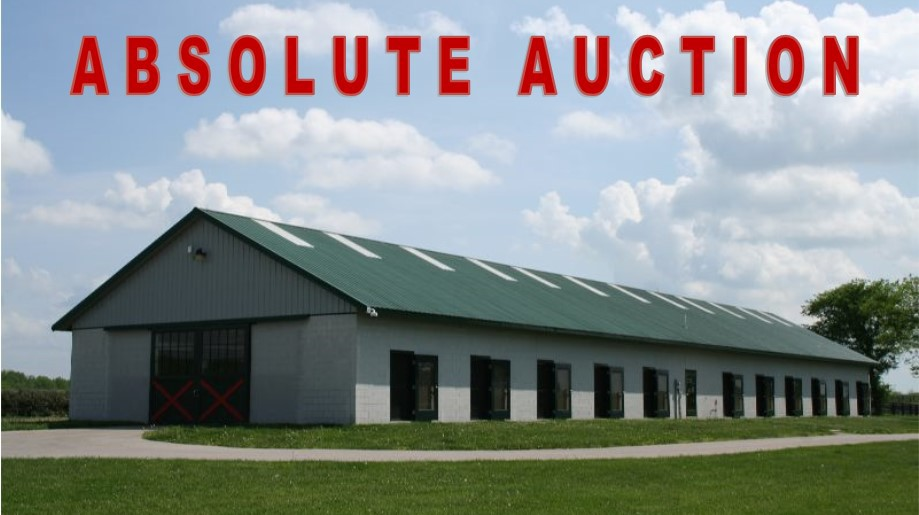 ABSOLUTE AUCTION: 5107 South US Highway 27, Bourbon and Harrison Counties, Kentucky