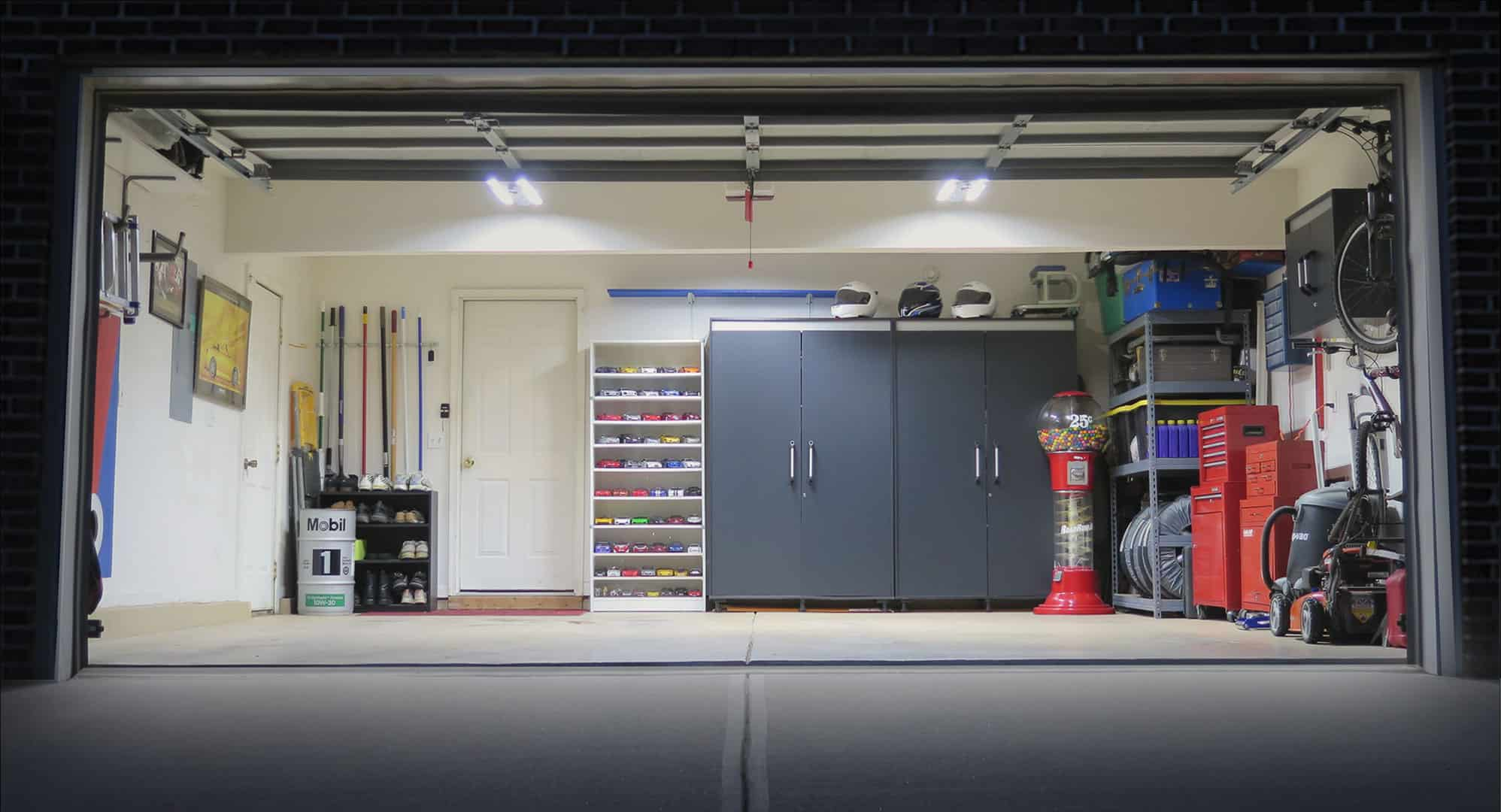 organization door garage best sliding cabinets storage wardrobe ideas cabinet with of